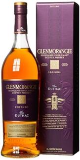 Glenmorangie The Duthac Legends Whisky mit Geschenkverpackung (1 x 1 l) - 1