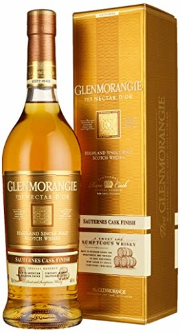 Glenmorangie THE NECTAR D'OR Highland Single Malt Scotch Whisky Whisky (1 x 0.7 l) - 1