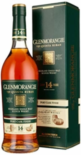 Glenmorangie The QUINTA RUBAN 14 Years Old Highland Single Malt Scotch Whisky (1 x 0.7 l) - 1
