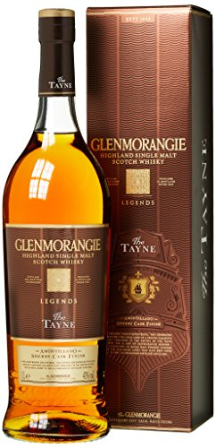 Glenmorangie The Tayne Legends mit Geschenkverpackung Whisky (1 x 1 l) - 1