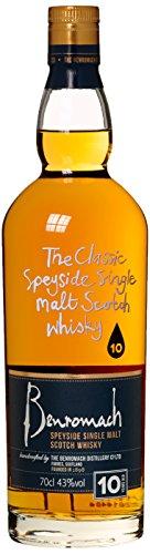 Gordon und MacPhail Benromach Whisky 10 Jahre mit Geschenkverpackung (1 x 0.7 l) - 2