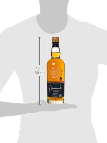 Gordon und MacPhail Benromach Whisky 10 Jahre mit Geschenkverpackung (1 x 0.7 l) - 3