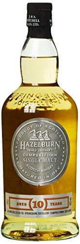 Hazelburn 10 Years Old mit Geschenkverpackung Whisky (1 x 0.7 l) - 1