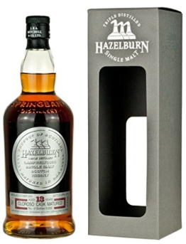 Hazelburn 13 Years Old Oloroso Cask Matured mit Geschenkverpackung 2004 Whisky (1 x 0.7 l) - 1