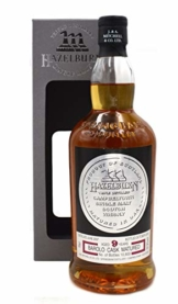 Hazelburn 9 Jahre Barolo Cask 0,7l inkl. Geschenkpackung - Single Malt Scotch Whisky - 1