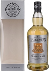 Hazelburn Single Malt 8 Years Old mit Geschenkverpackung  Whisky (1 x 0.7 l) - 1
