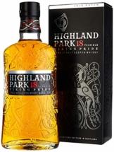 Highland Park 18 Jahre Viking Pride Single Malt Scotch Whisky (1 x 0.7 l) – intensiver Whisky, Lagerung in Ex-Sherry-Fässern, der Stolz der Wikinger - 1