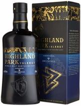 Highland Park Valknut Single Malt Scotch Whisky (1 x 0.7 l) – rauchiger, süßer Geschmack durch Lagerung in Ex-Sherry-Fässern, Teil 2 der Viking Legends Trilogie - 1