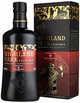Highland Park Valkyrie Single Malt Scotch Whisky (1 x 0.7 l) – warme aromatische Raucharomen und volle, reife Frucht, Teil 1 der Viking Legends Trilogie - 1