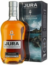 Isle Of Jura Superstition Single Malt Scotch ( 1 x 0,7l ) - 1