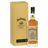 Jack Daniel's No. 27 Gold - Tennessee Whiskey - 40% Vol. (1 x 0.7 l)/Zweifach gelagert, zweifach holzkohlegefiltert. Weltweit einmalig. - 1