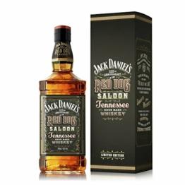 Jack Daniel's Red Dog Saloon - Limited Edition in der Geschenkbox Bourbon Whiskey (1 x 0.7 l) - 1