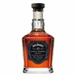 Jack Daniel's Single Barrel Select Tennessee Whiskey (1x0.7l) - 1