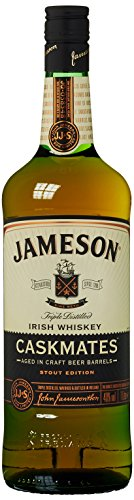 Jameson Caskmates Irish Whiskey Stout Edition (1 x 1 l) - 1