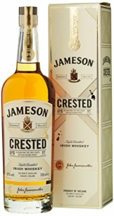 Jameson Crested Ten Blended Irish Whisky (1 x 0.7 l) - 1