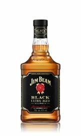 Jim Beam Black Label Kentucky Straight Bourbon Whiskey (1 x 0.7 l) - 1