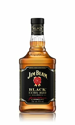 Jim Beam Black Label Kentucky Straight Bourbon Whiskey (1 x 0.7 l) - 1