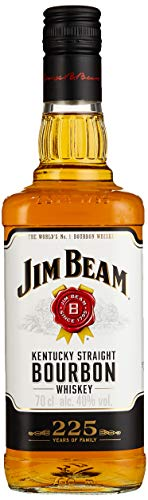 Jim Beam Kentucky Straight Bourbon Whiskey (1 x 0.7 l) - 1