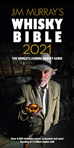 Jim Murray's Whisky Bible 2021 (Jim Murray's Whisky Bible 2021: Rest of World Edition) - 1