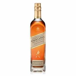 JohnnieWalkerGoldLabelReserve Blended Scotch Whisky – Whisky mit cremig-rauchiger Note aus den vier Ecken Schottlands direkt ins Glas – Celebration Luxury Blend – 1 x 0,7l - 1