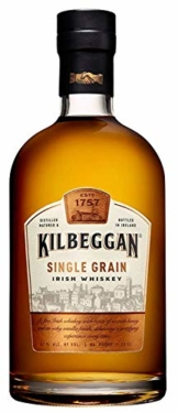 Kilbeggan Single Grain Irish Whiskey (1 x 0.7 l) - 1