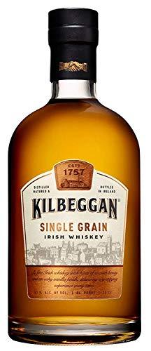 Kilbeggan Single Grain Irish Whiskey (1 x 0.7 l) - 1