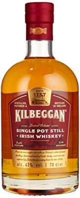 Kilbeggan Single Pot Still Malt Whisky (1 x 0.7 l) - 1
