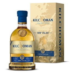 Kilchoman Islay The 7th Edition Whisky mit Geschenkverpackung (1 x 0.7 l) - 1