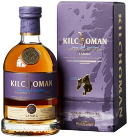 Kilchoman Sanaig Single Malt Whisky (1 x 0.7 l) - 1