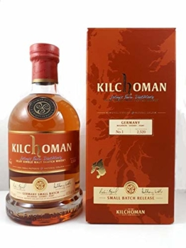 Kilchoman SMALL BATCH Islay Single Malt Whisky (1 x 0.7 l) - 1