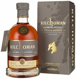 Kilchoman STR CASK Matured Islay Single Malt Scotch Whisky 2019 (1 x 0.7 L) - 1