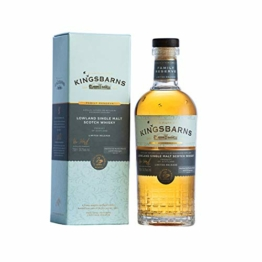 Kingsbarns FAMILY RESERVE Lowland Single Malt Limited Release 2020 Whisky (1 x 700 ml) - 1