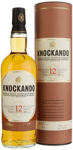Knockando 12 Jahre Single Malt Scotch Whisky (1 x 0.7 l) - 1