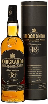 Knockando 18 Years Old Slow Matured mit Geschenkverpackung  Whisky (1 x 0.7 l) - 1