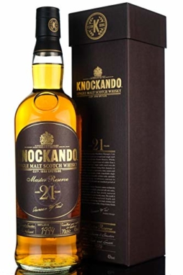 Knockando 21 Years Old Master Reserve mit Geschenkverpackung  Whisky (1 x 0.7 l) - 1