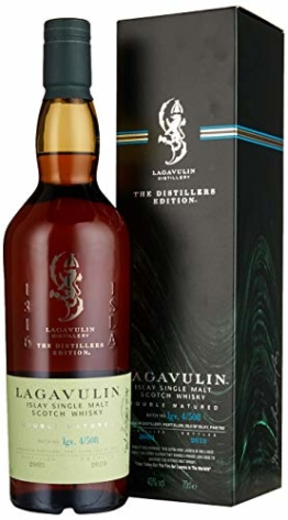 Lagavulin Distillers Edition 2019 Single Malt Whisky (1 x 0.7 l) - 1
