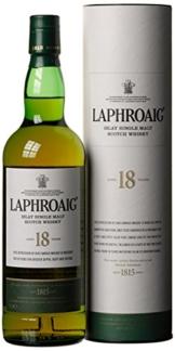 Laphroaig18Jahre Islay Single Malt Scotch Whisky (1 x 0.7 l) - 1