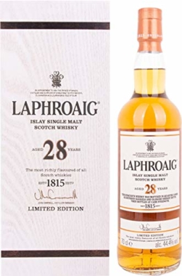 Laphroaig 28 Years Old Limited Edition Whisky (1 x 0.7 l) - 1