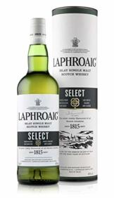 Laphroaig Select Islay Single Malt Scotch Whisky (1 x 0.7 l) - 1