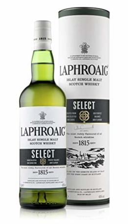 Laphroaig Select Islay Single Malt Scotch Whisky (1 x 0.7 l) - 1