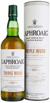 LaphroaigTripleWoodMalt Islay Single Malt Scotch Whisky(1x0.7 l) - 1