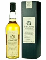 Linkwood 12 Jahre Flora and Fauna Collection 0,7l 43% - 1