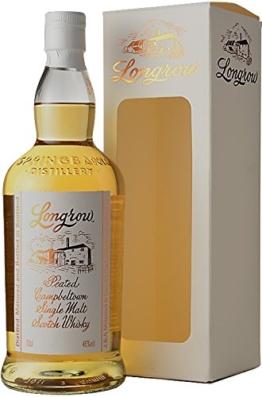 Longrow Peated Campbeltown Single Malt Scotch Whisky 0,70l - 1