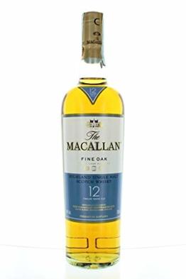 Macallan 12 Years Old Triple Cask Single Malt Whisky (1 x 0.7 l) - 1