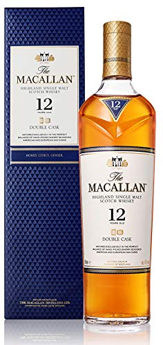 Macallan Double Cask 12 Years Old Whisky mit Geschenkverpackung (1 x 0.7 l) - 1