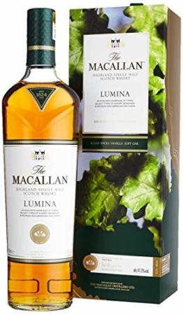 Macallan LUMINA Highland Single Malt Scotch Whisky mit Geschenkverpackung (1 x 0.7 l) - 1