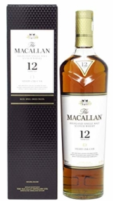 Macallan - Sherry Oak Cask - 12 year old Whisky - 1