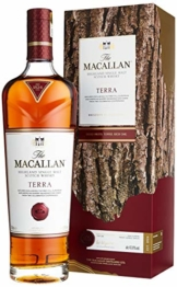 Macallan TERRA Highland Single Malt Scotch Whisky mit Geschenkverpackung (1 x 0.7 l) - 1