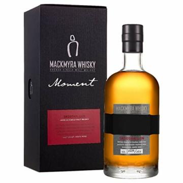 Mackmyra Moment Skogshallon 0,7 l Schwedischer Single Malt Whisky - 1