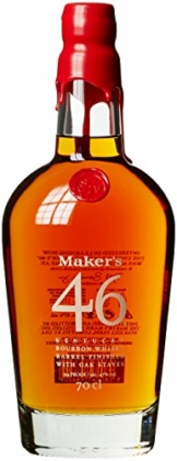 Maker's 46 Bourbon Whiskey (1 x 0.7 l) - 1